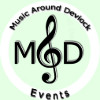 Music Around Deviock events